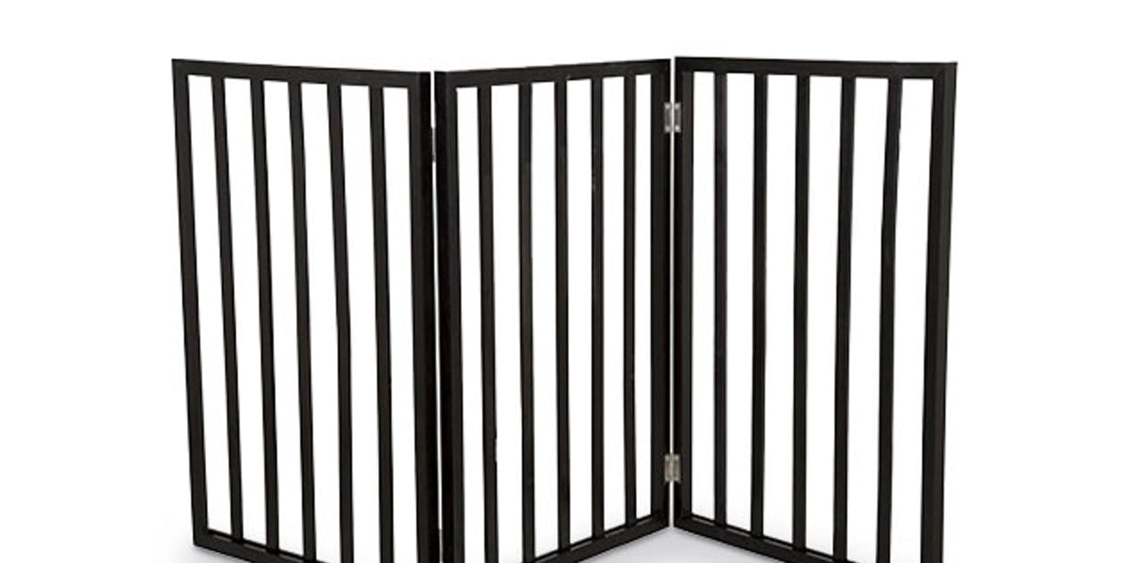 Keep Fido at Bay With This Easily Installed Pet Gate