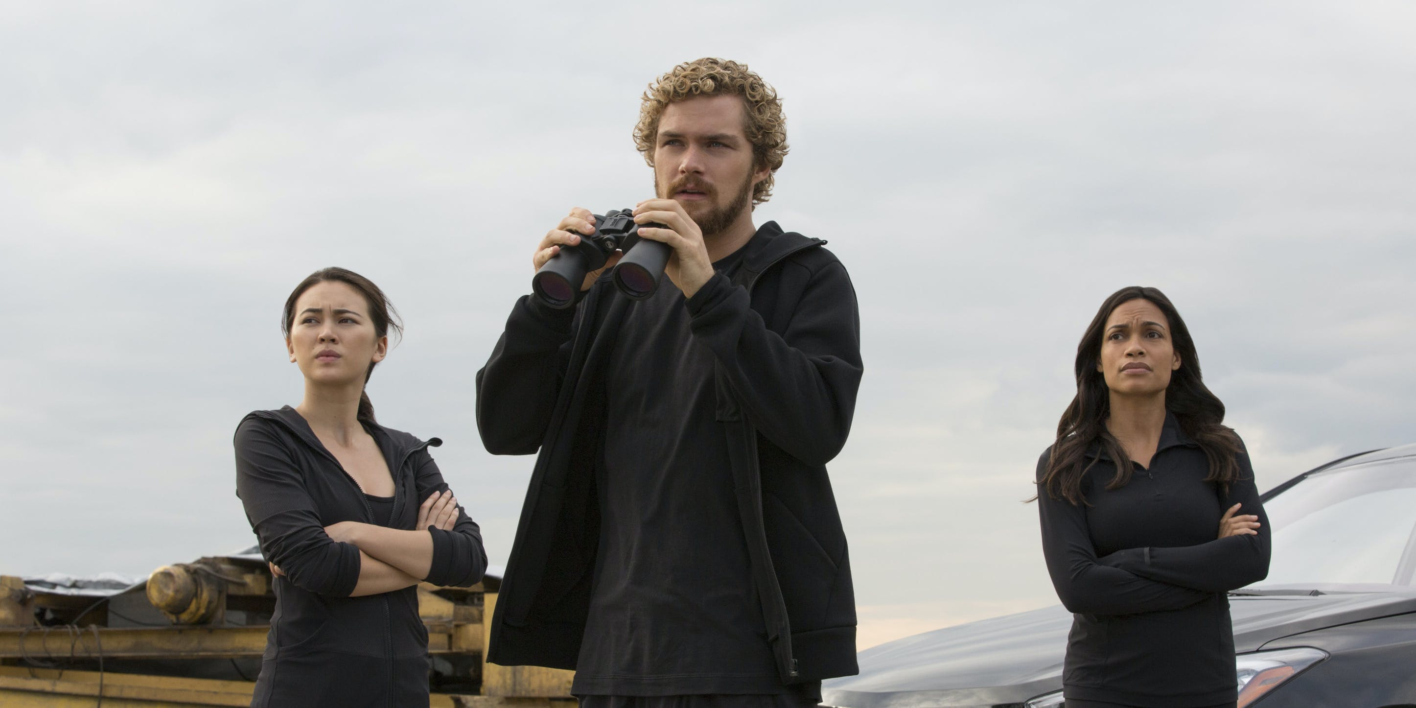 All 12 Major 'Iron Fist' Easter Eggs to Watch Out For
