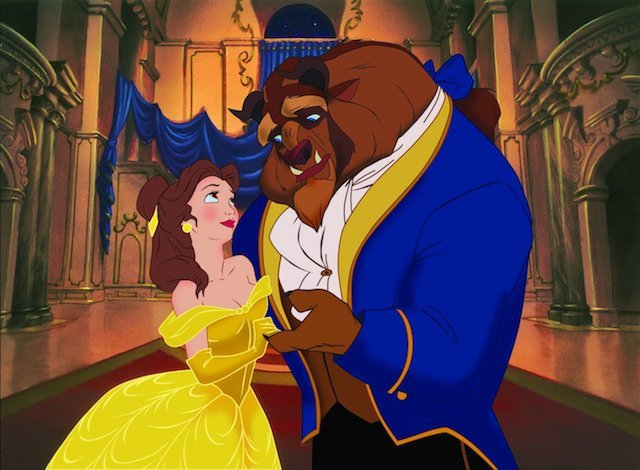 """Is the Beast Belle's """"type?"""" Maybe."""