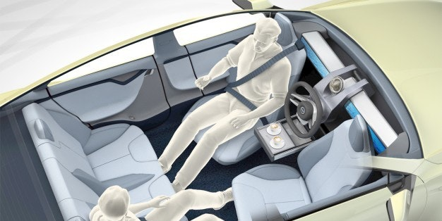 "Autonomous Cars Will Be ""Private, Intimate Spaces"""