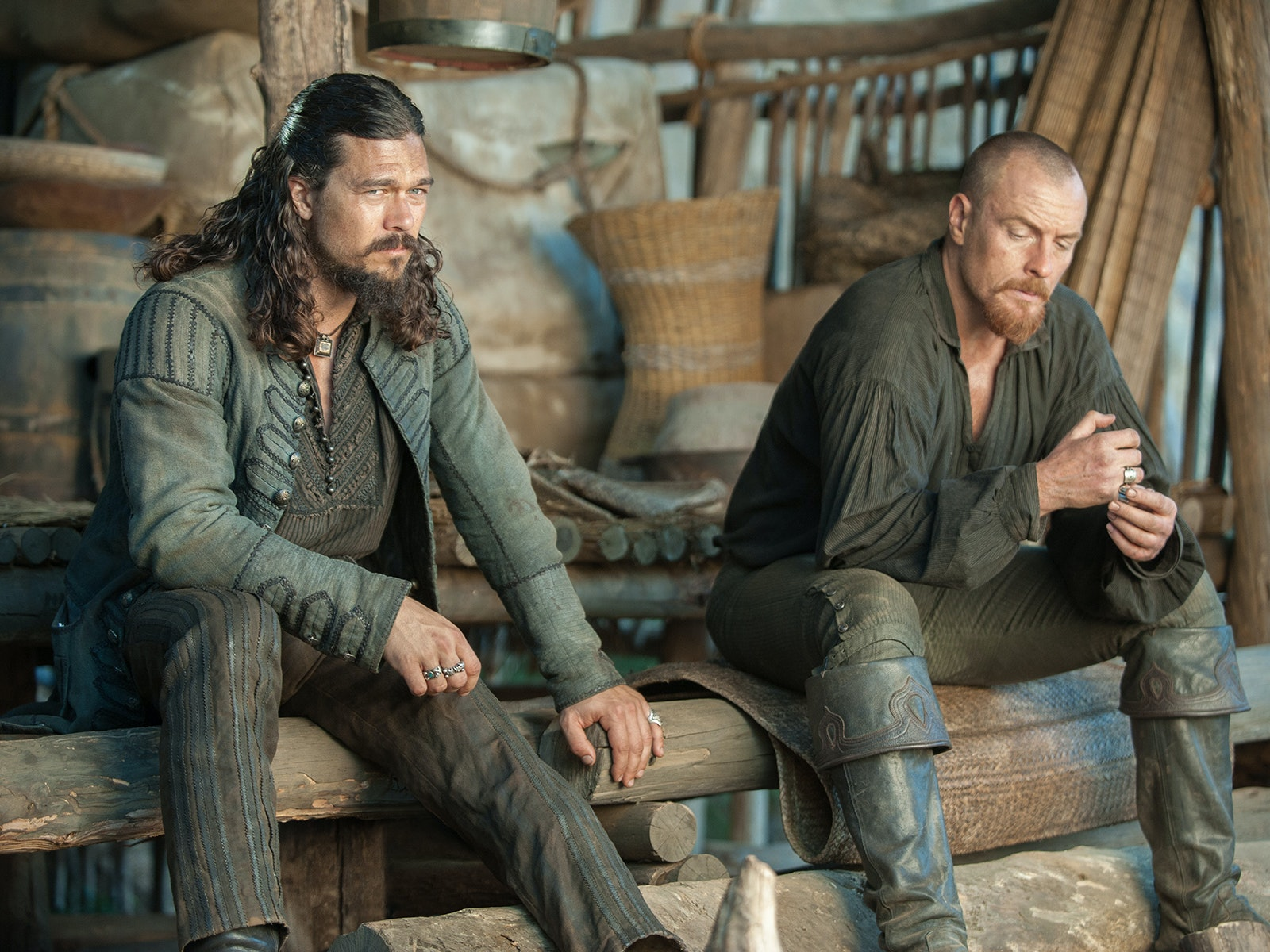 It's Time for the Emmys and the Golden Globes to Stop Ignoring 'Black Sails'