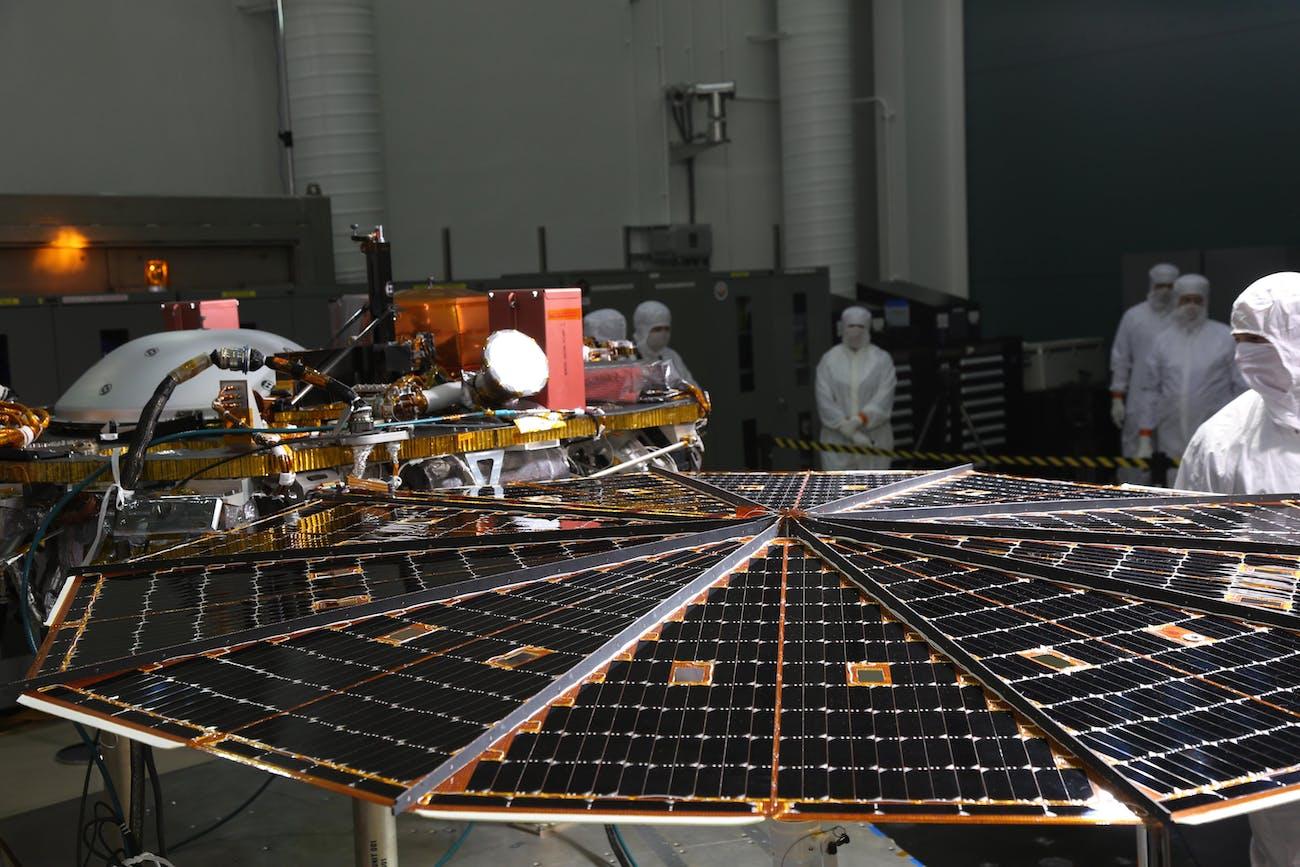 insight mars lander nasa