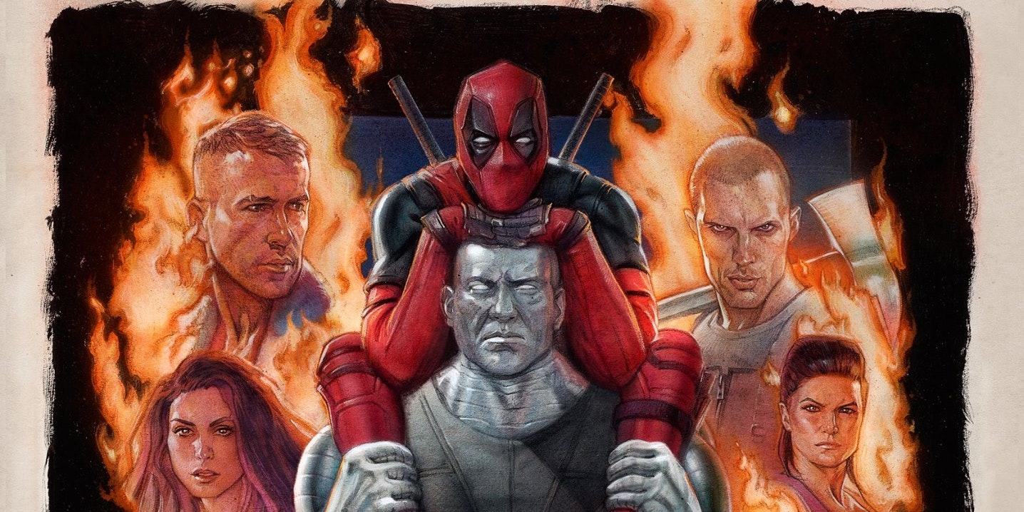 You Gotta Watch These 5 Movies Before You See 'Deadpool'