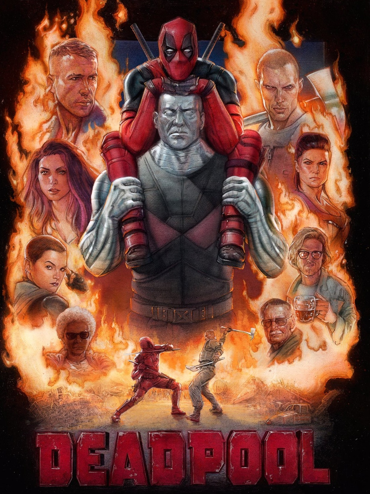 You Gotta Watch These 5 Movies Before You See Deadpool
