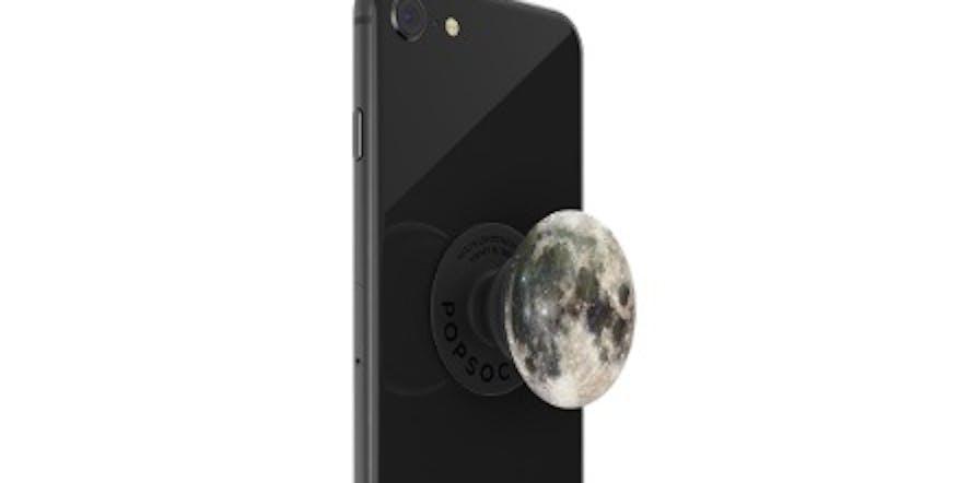 A moon PopSocket