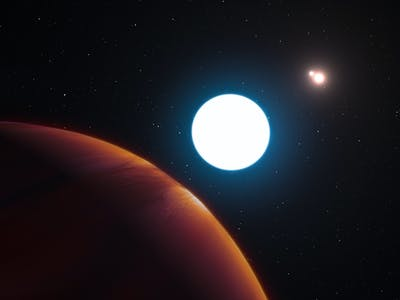 There's a New Planet With Three Suns