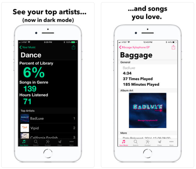 Cant Get Spotify Wrapped This Ingenious Apple Music App Is Even