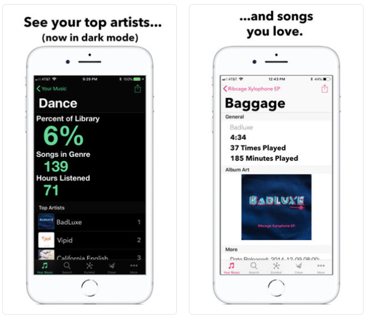 Can't Get Spotify Wrapped? This Ingenious Apple Music App Is