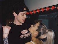 Ariana Grande Pete Davidson BDE