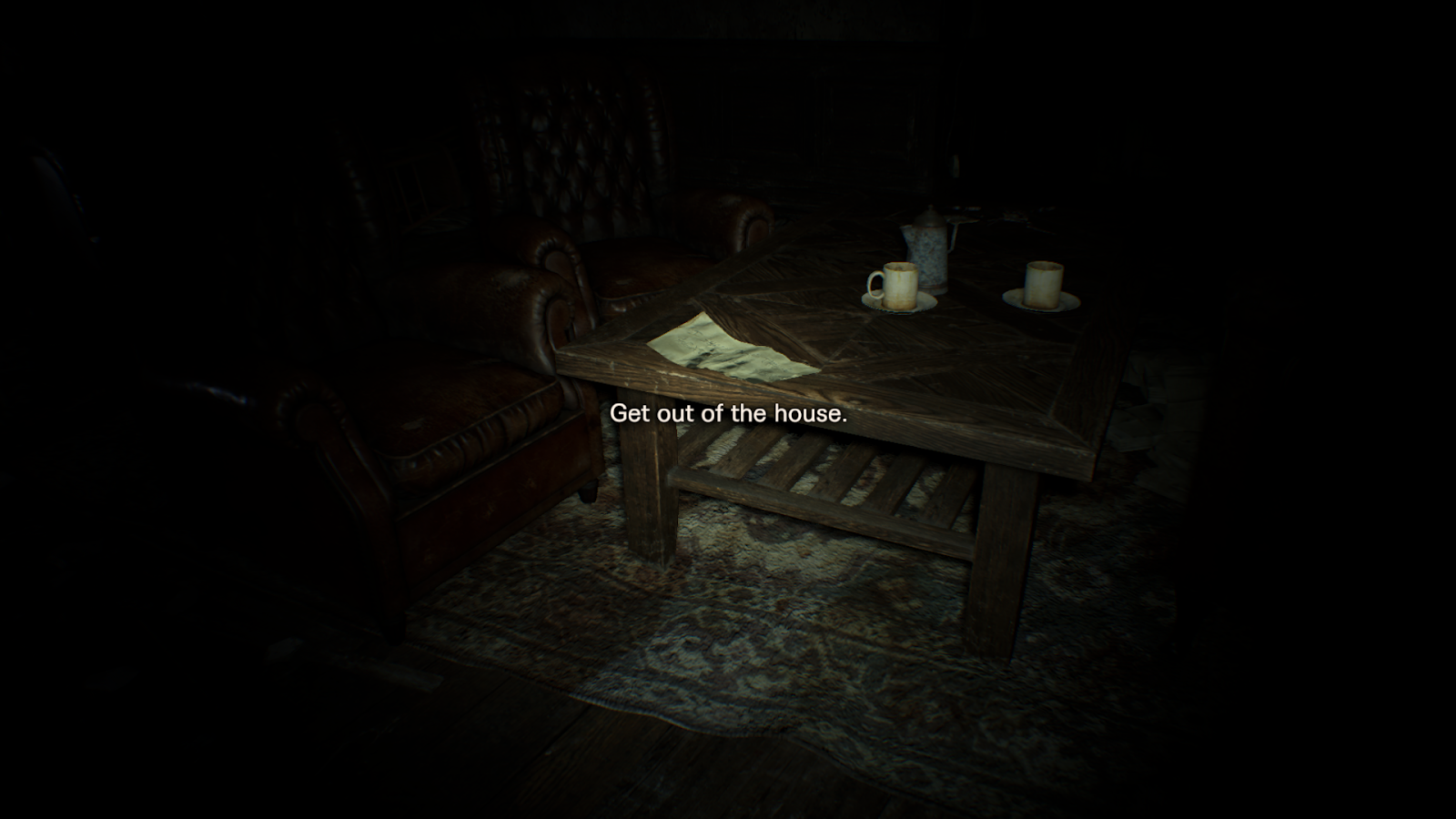 Resident Evil 7 shows off ten minutes of actual in-game footage