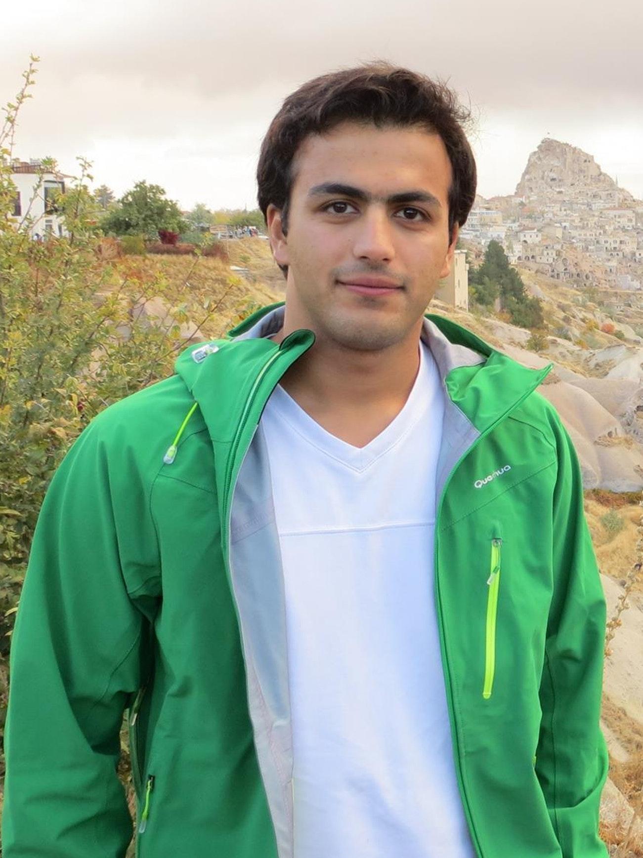 Farhad Ghorbani