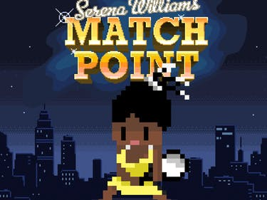 Snapchat's Serena Williams Video Game is Actually Really Fun