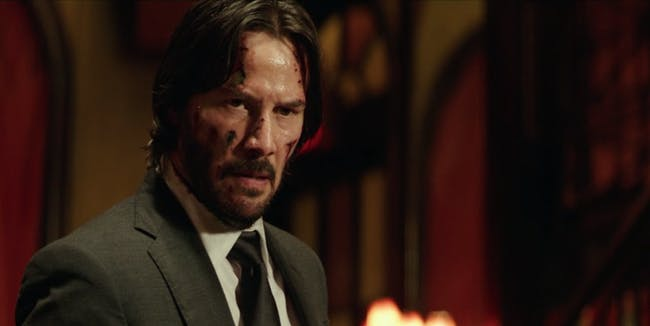 John Wick Chapter 2 Mythology cinematic universe Derek Kolstad