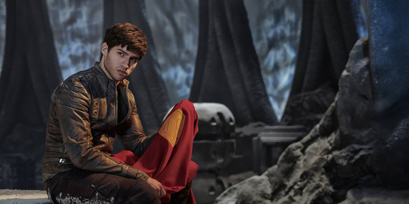 Seg-El in 'Krypton'
