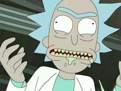 Rick's Szechuan Rant Proves He's a Camus-esque Existentialist