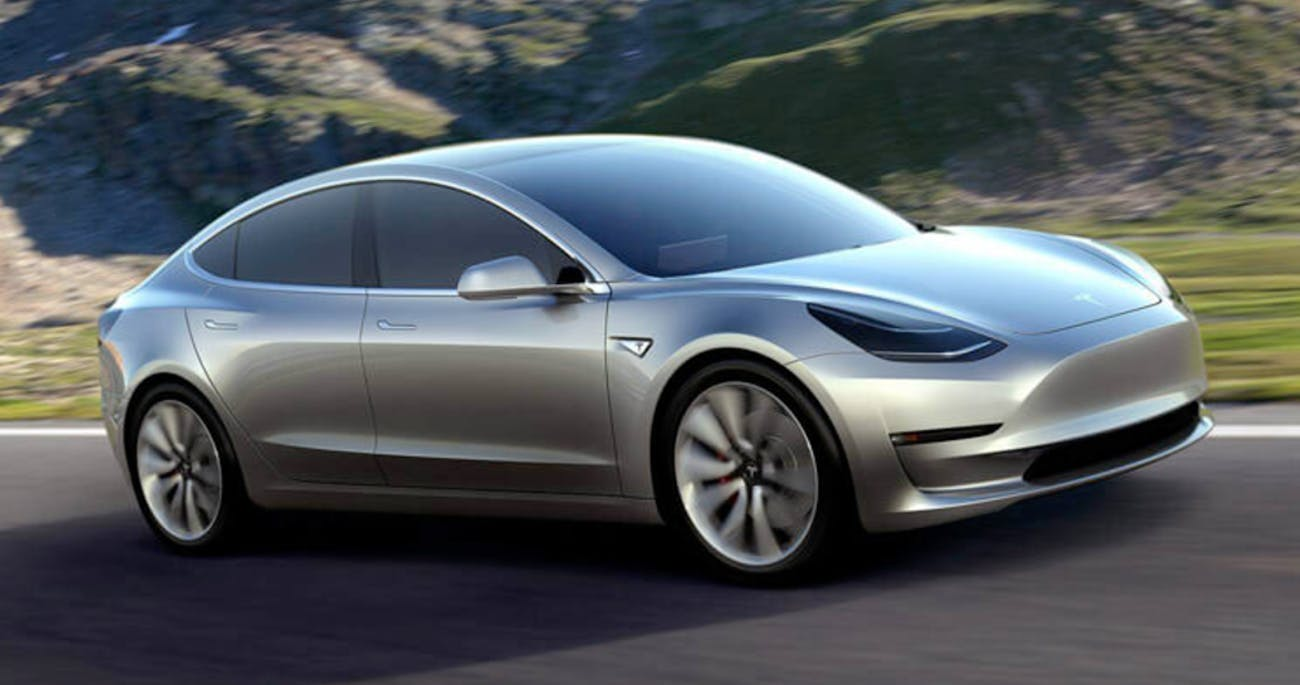 Batteries for the coming Tesla Model 3 will be produced at the Gigafactory.