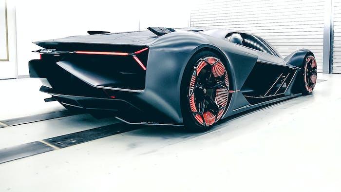 Lamborghini Terzo Millennio.