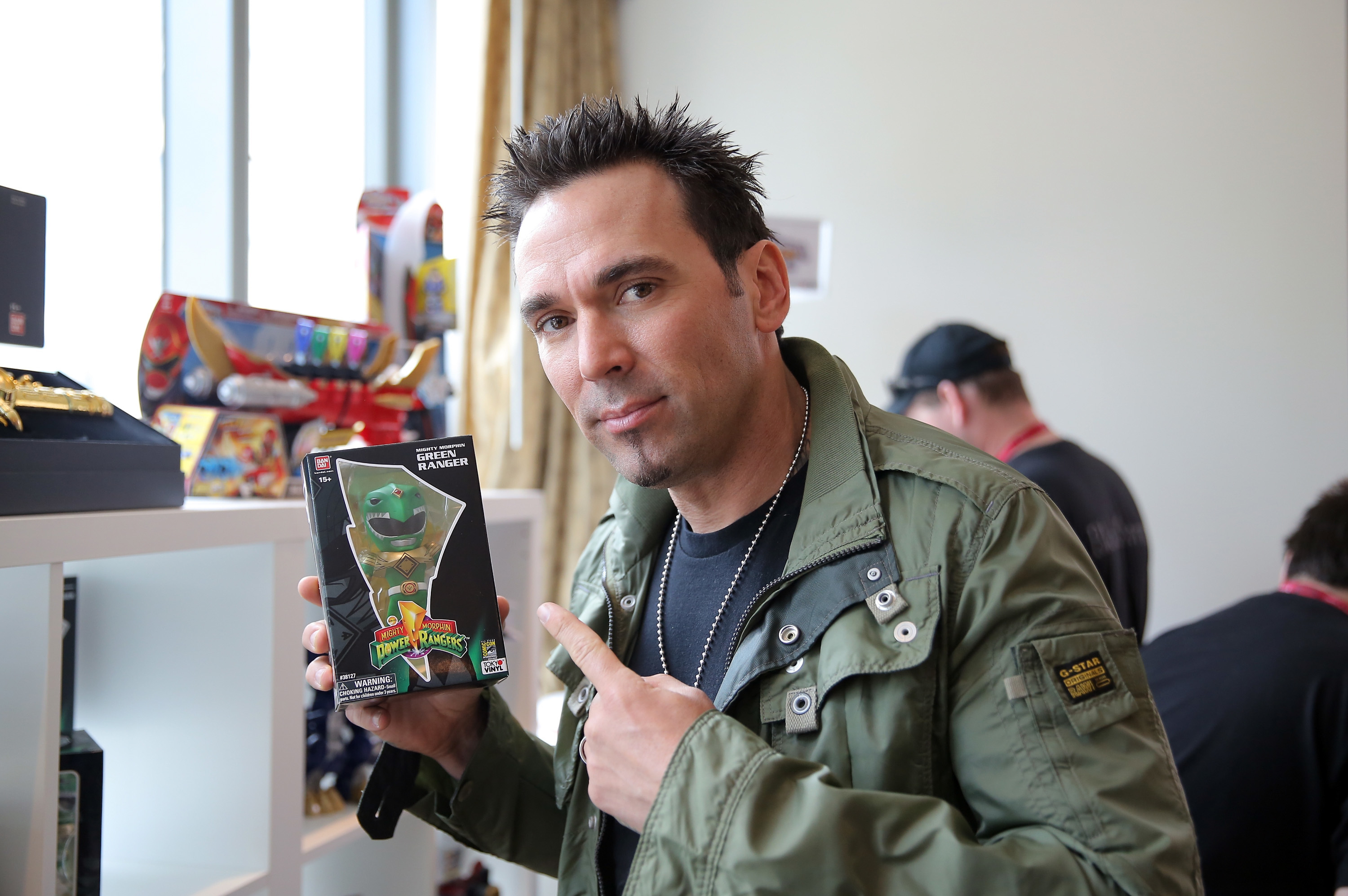 jason david frank native american