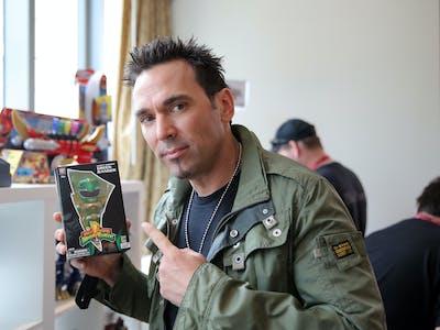 Former Green Ranger Jason David Frank Teases a Valiant Project