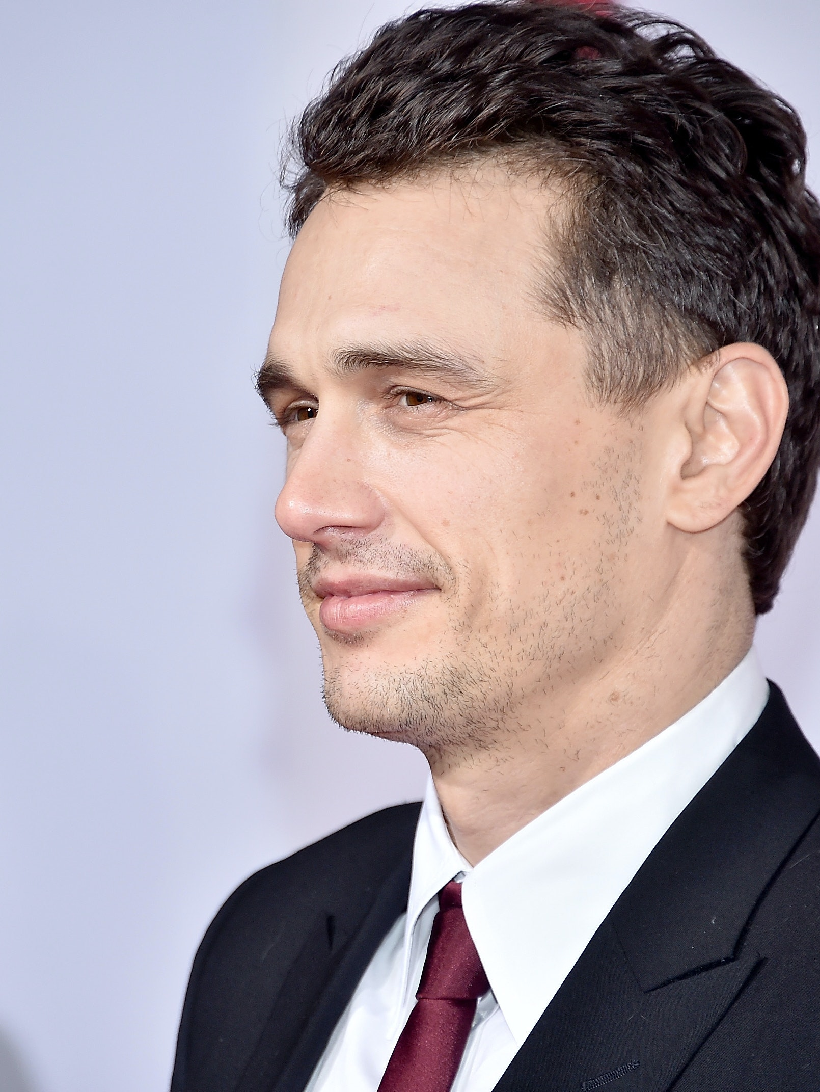 WESTWOOD, CA - DECEMBER 17:  Actor James Franco attends the premiere of 20th Century Fox's 'Why Him?' at Regency Bruin Theater on December 17, 2016 in Westwood, California.  (Photo by Mike Windle/Getty Images)