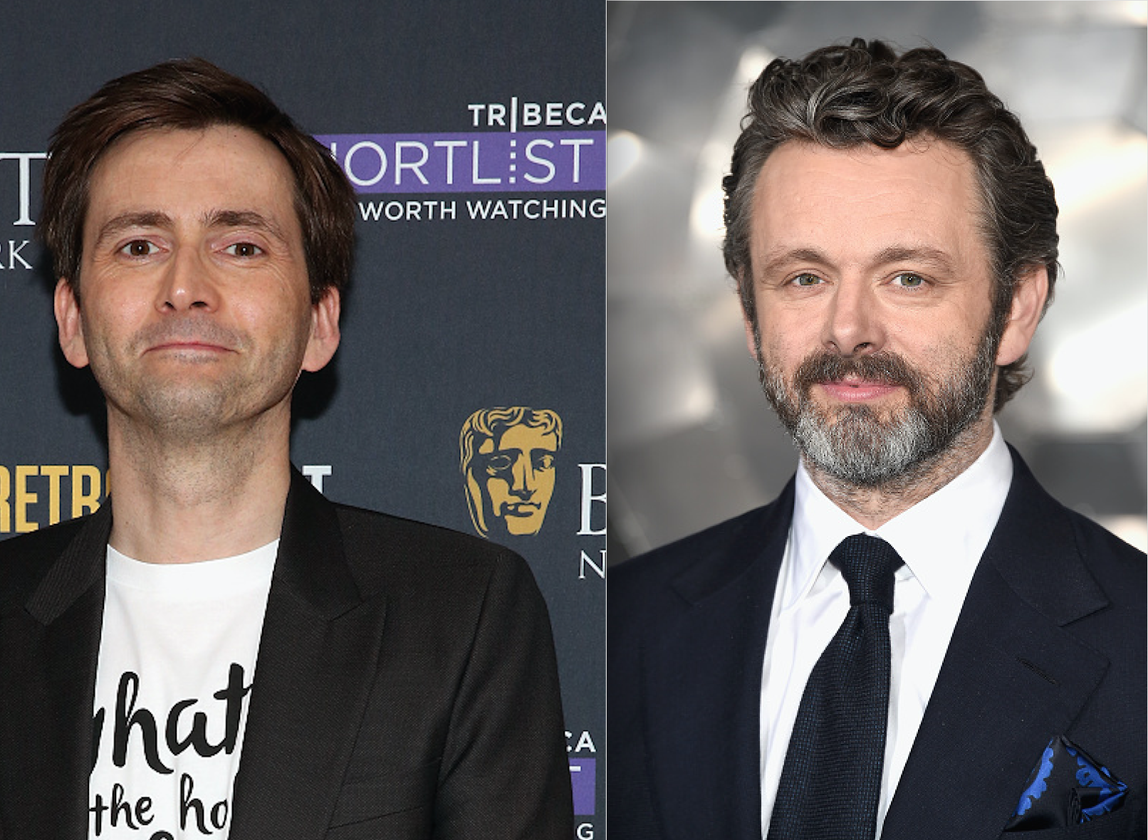 Michael Sheen and David Tennant To United For 'Good Omens'