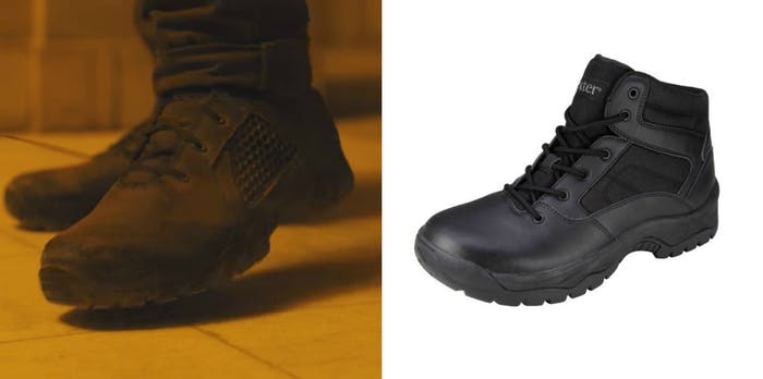 Officer K's boots in 'Blade Runner 2049' / Boots