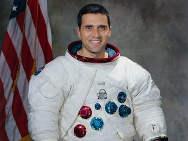 Climate Change-Denying Astronaut to Testify in Front of Congress