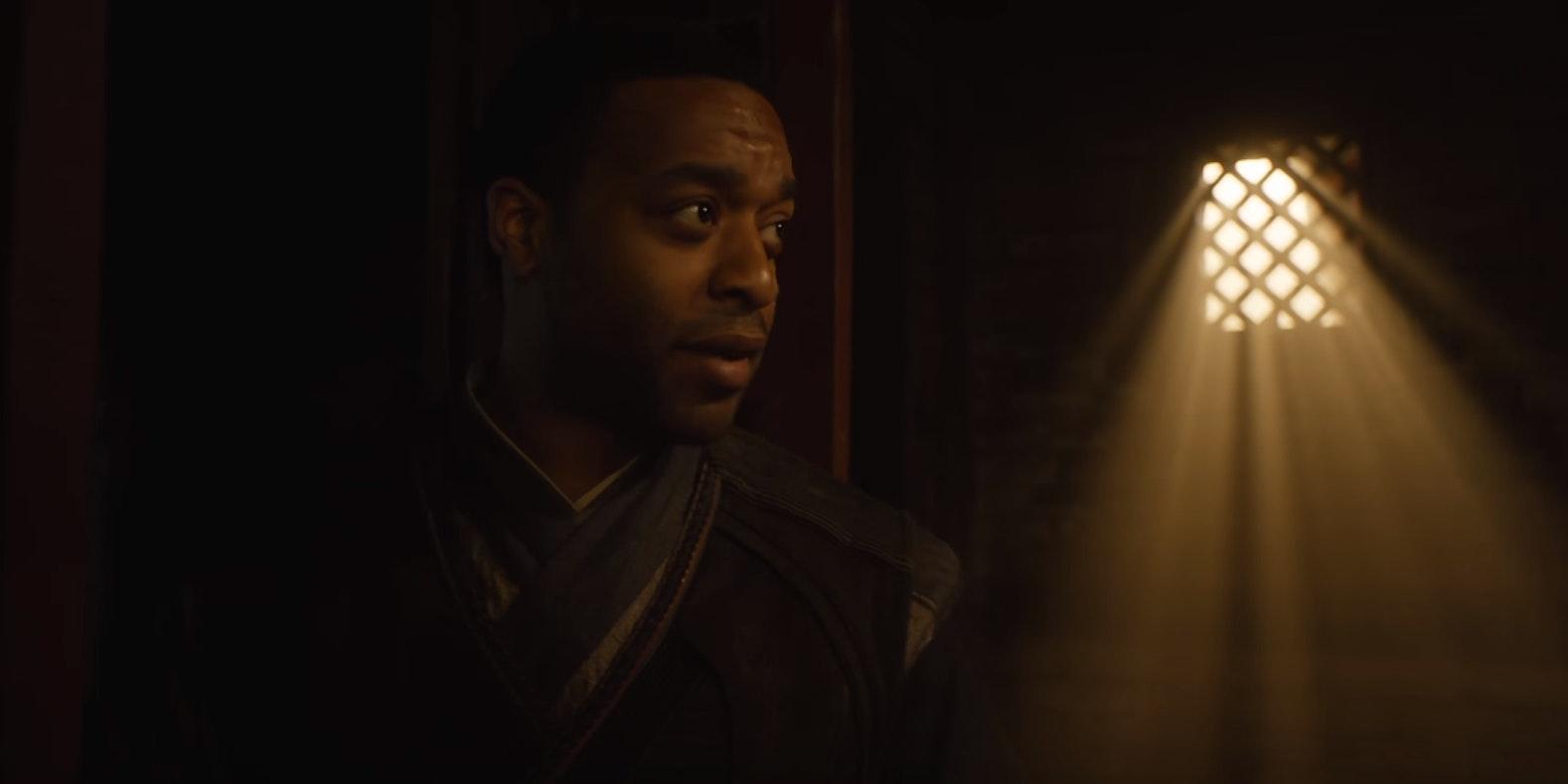 Chiwetel Ejiofor as Mordo in Marvel's Doctor Strange