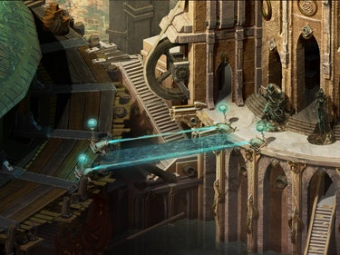 How to Build a Character in 'Torment: Tides of Numenera'