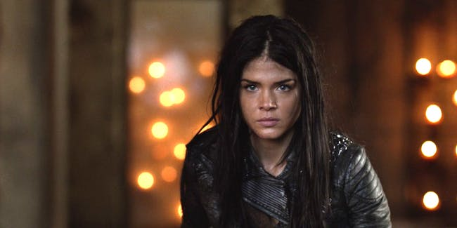 Octavia in Season 4 of 'The 100'