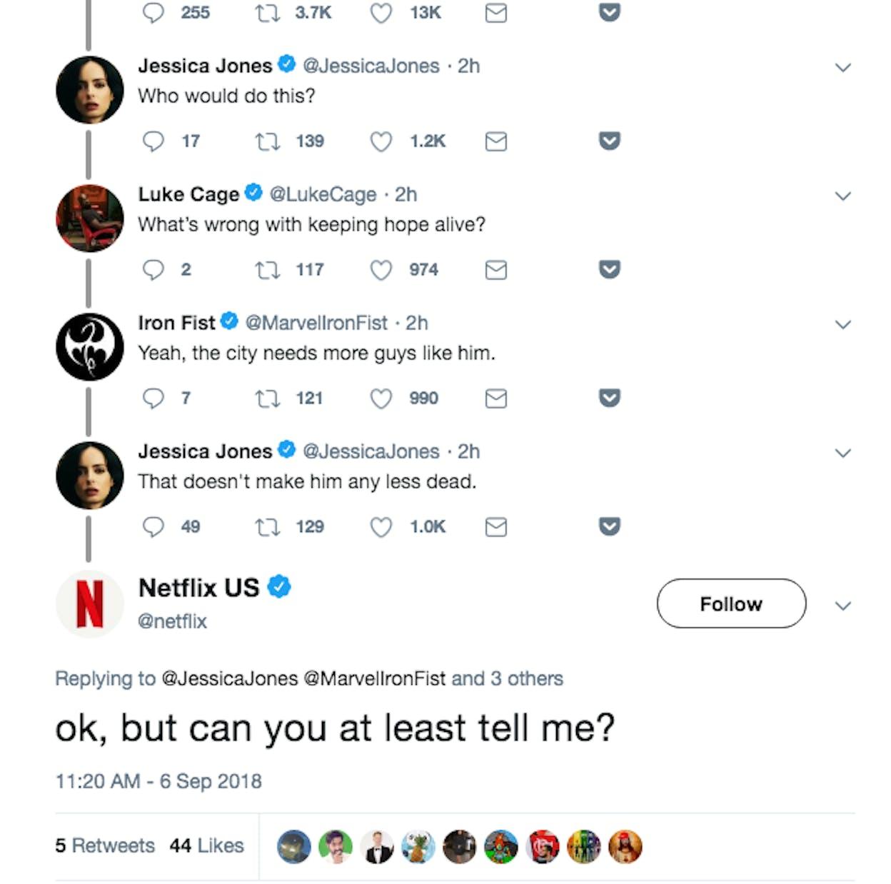 daredevil season 3 release date teaser marvel twitter