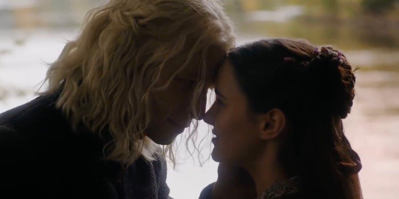 game of thrones rhaegar targaryen lyanna stark jon snow parents