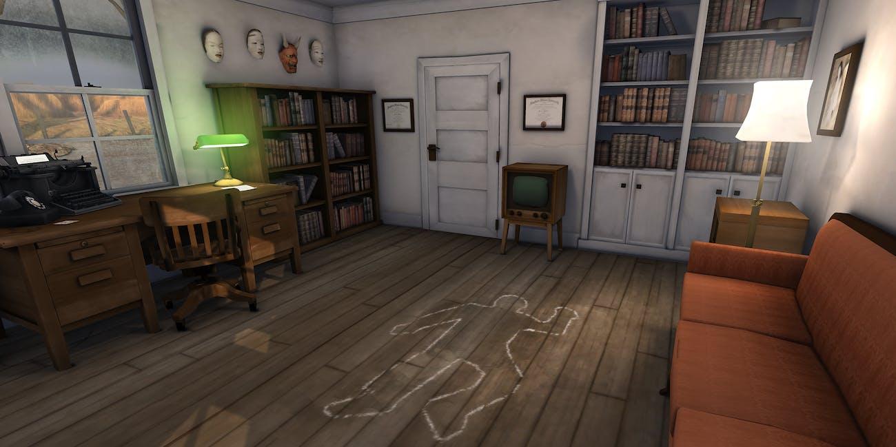 'Dead Secret' makes psychological horror in virtual reality.