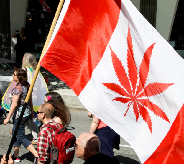 Global Marijuana March 2013 in Vancouver