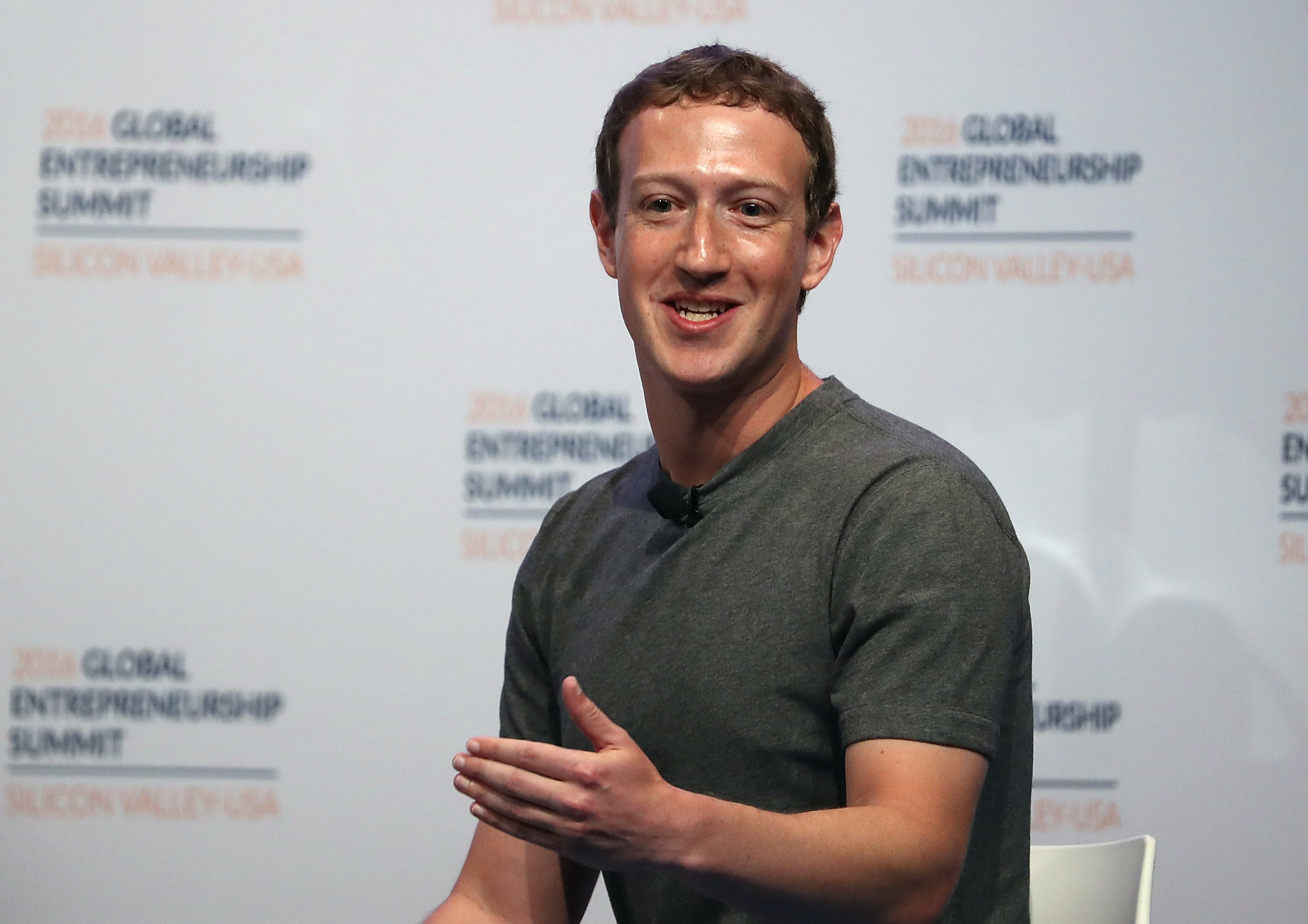 Zuckerberg has been working on the project for the past year.