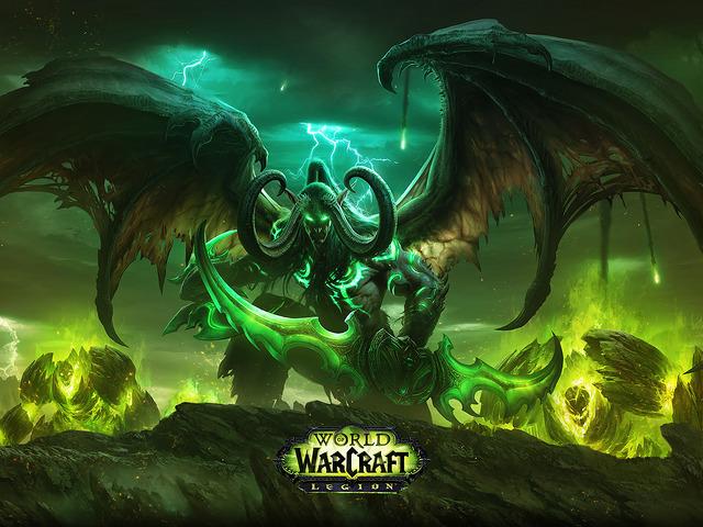 """World of Warcraft: Legion"""