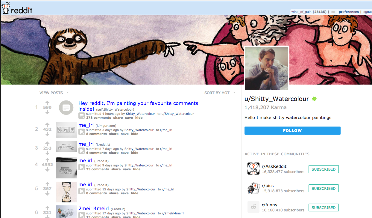Reddit rolls out user profiles amid site makeover