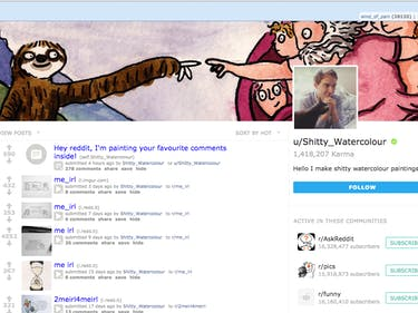 Reddit Introduces Profile Pages for Content Creators