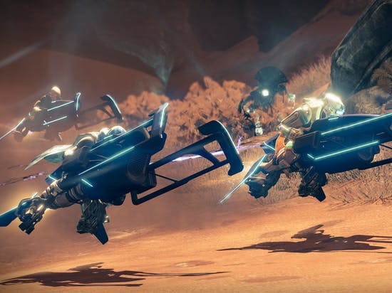 What You Need to Know About 'Destiny''s Sparrow Racing League
