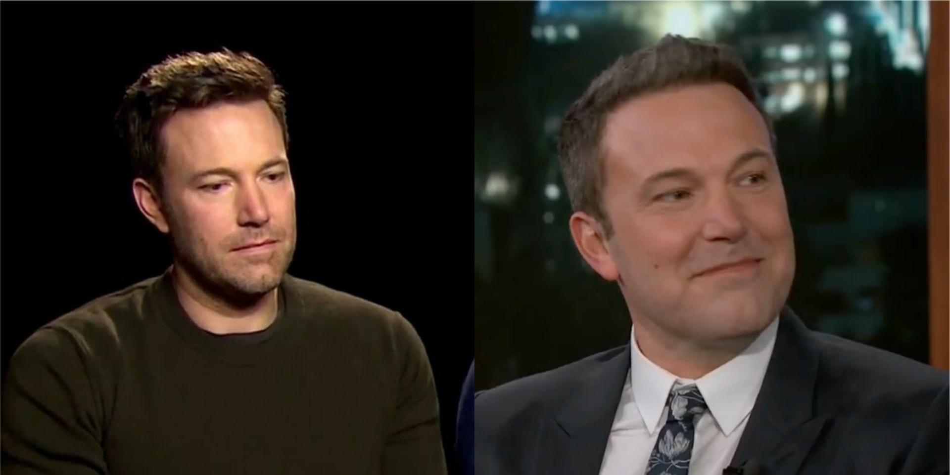 Ben Affleck Looks So Happy to Not Be Batman in the DC Movies Anymore