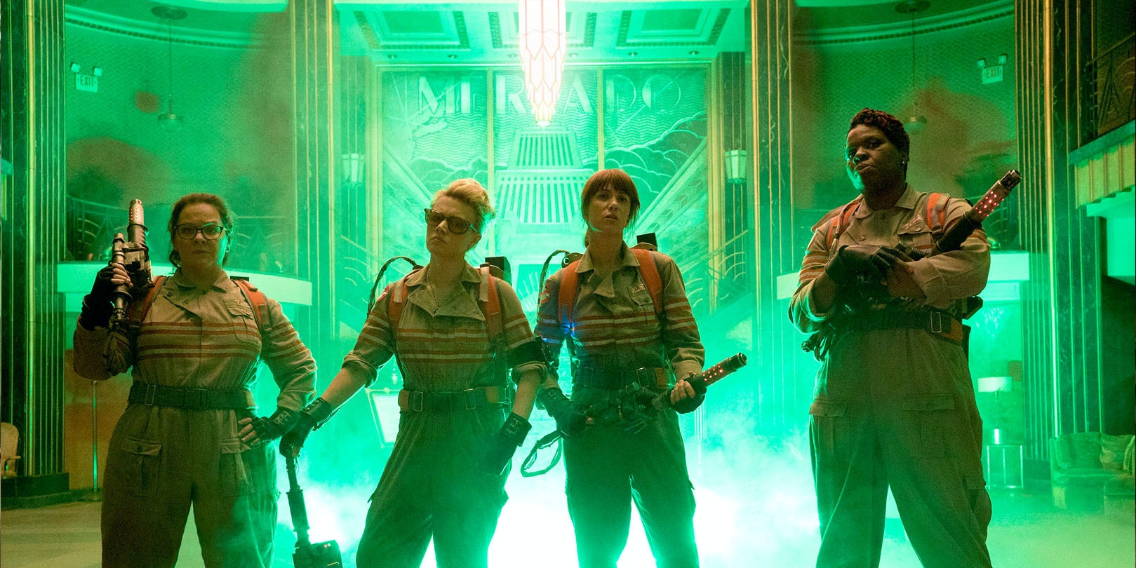 Why Fans Adore Kate McKinnon As Holtzmann In 'Ghostbusters'