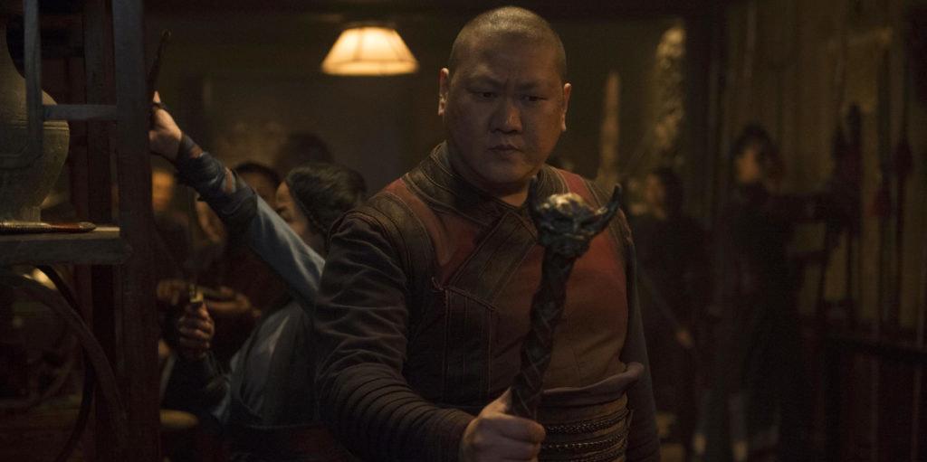 Benedict Wong Doctor Strange Wand of Watoomb