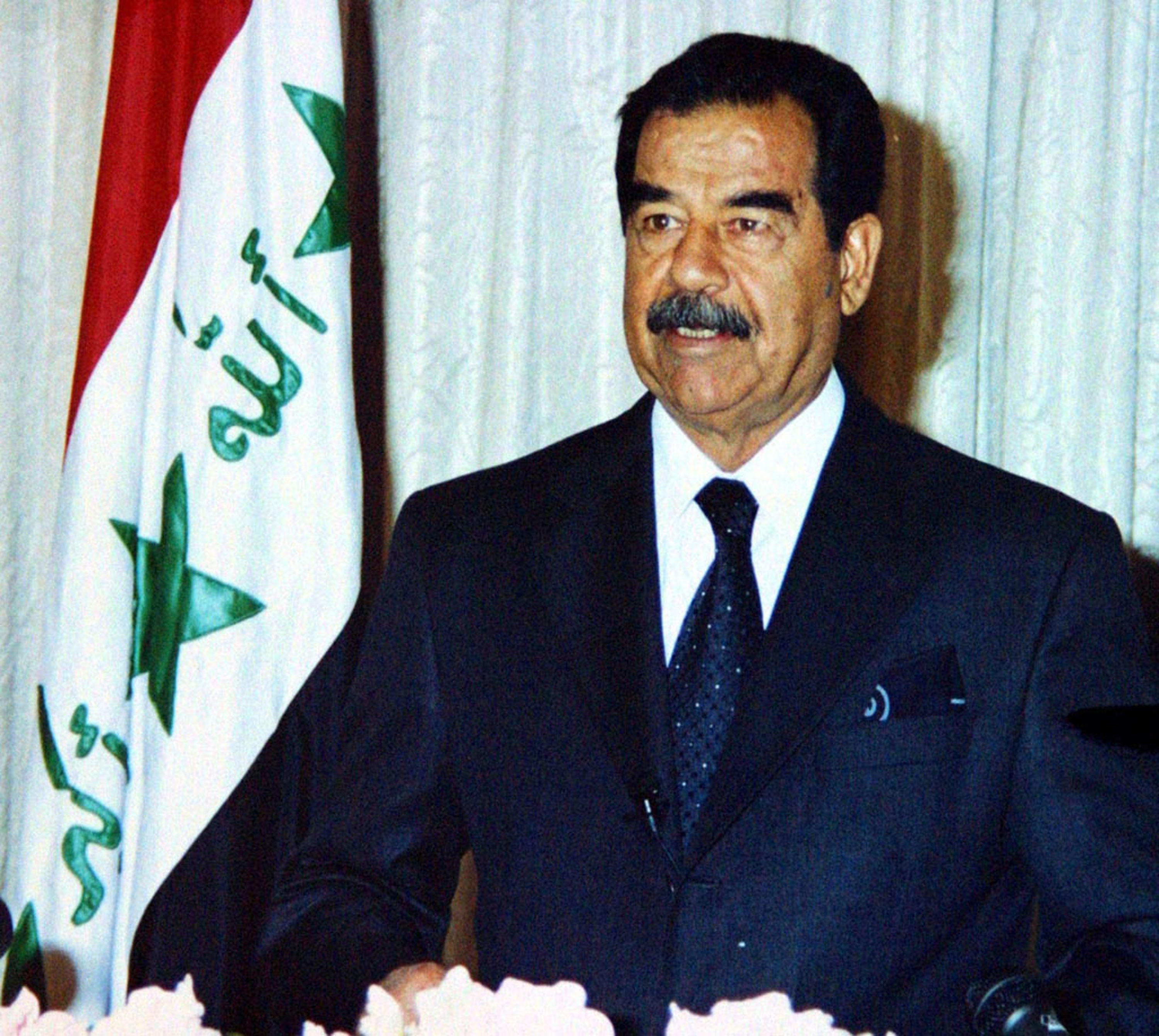 Saddam Hussein is said to have used lots of body doubles.