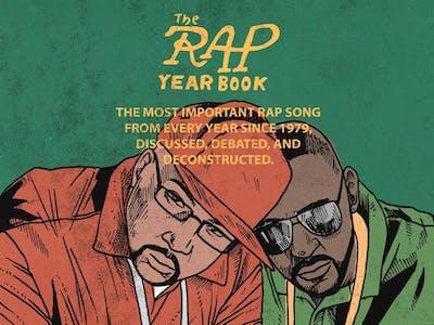 Shea Serrano 'The Rap Year Book': An Interview