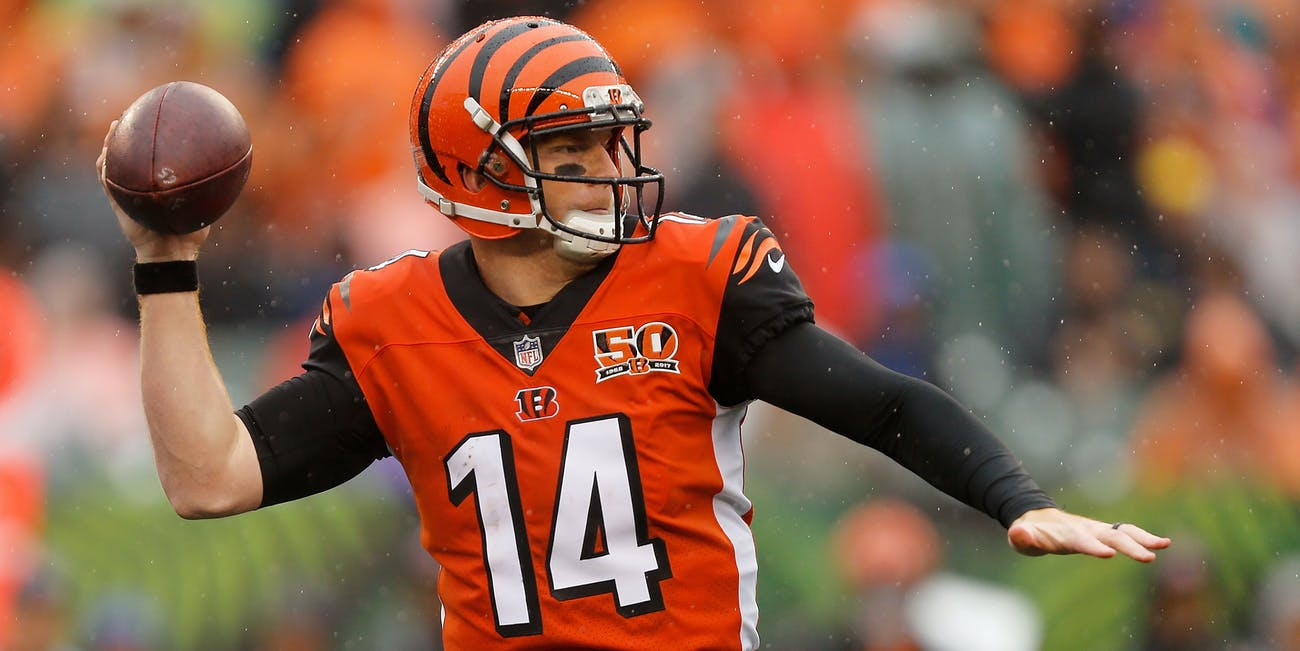 6f5be7e73 Who Will Win Cincinnati Bengals vs. Pittsburgh Steelers? A.I. Predicts. Can  either team find some consistency?