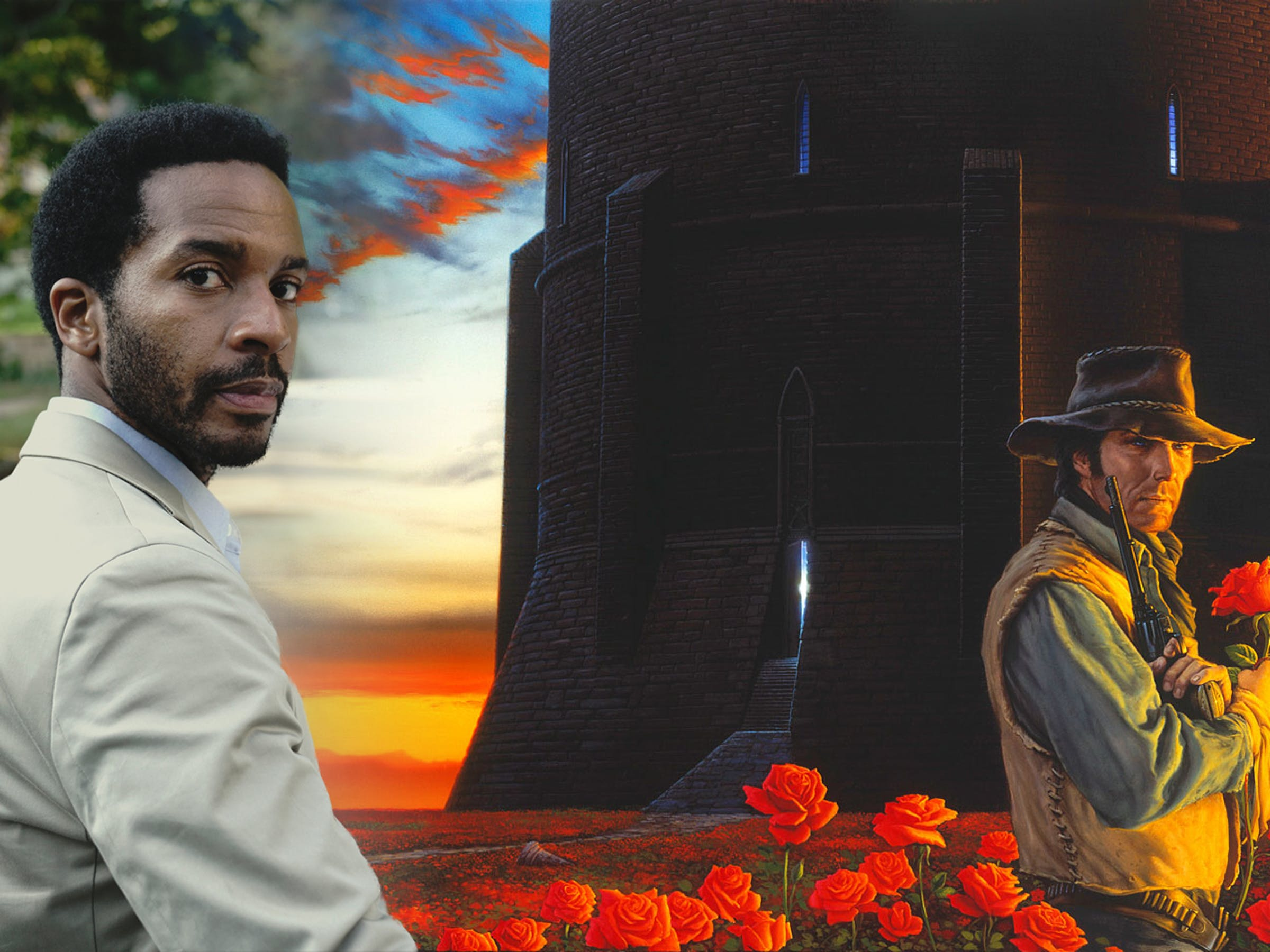 Castle Rock and the Dark Tower
