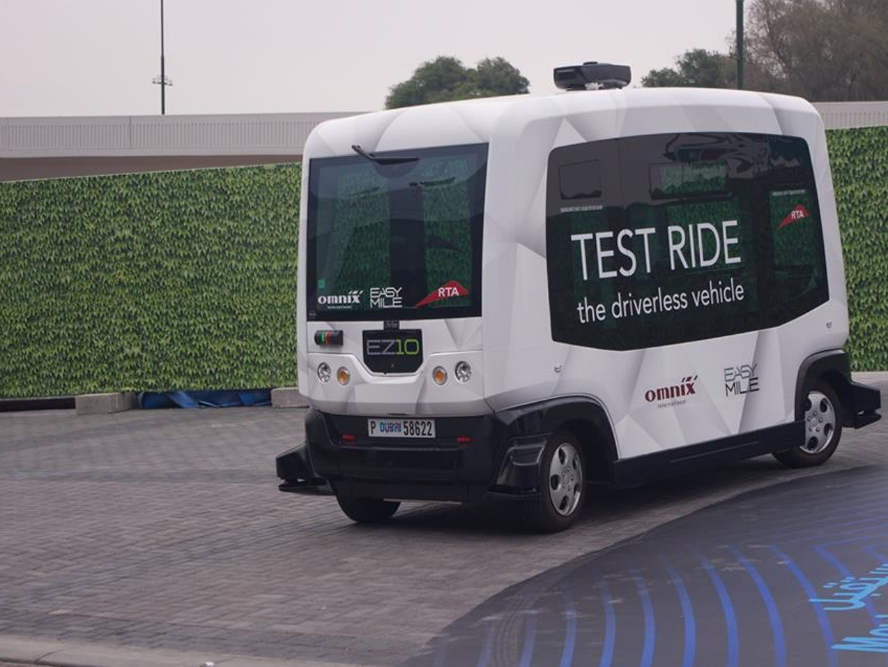 There Are Self-Driving Buses on the Road in Finland Right Now