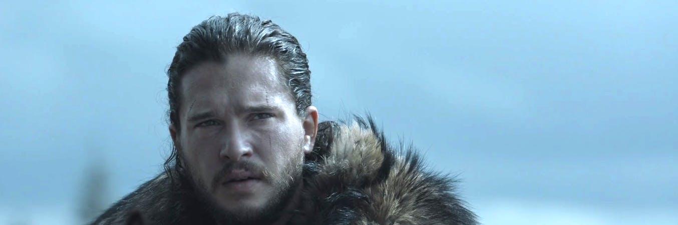 Jown Snow Targaryen in 'Game of Thrones'