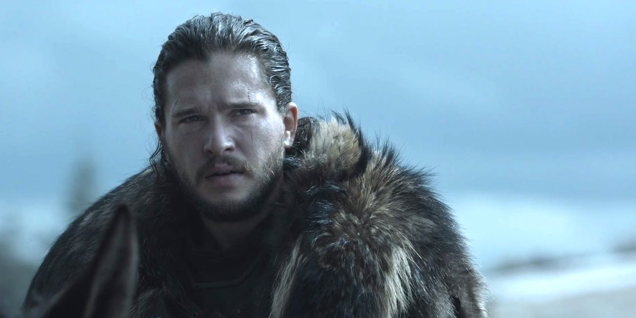 Jown Snow Targaryen in 'Game of Thrones'