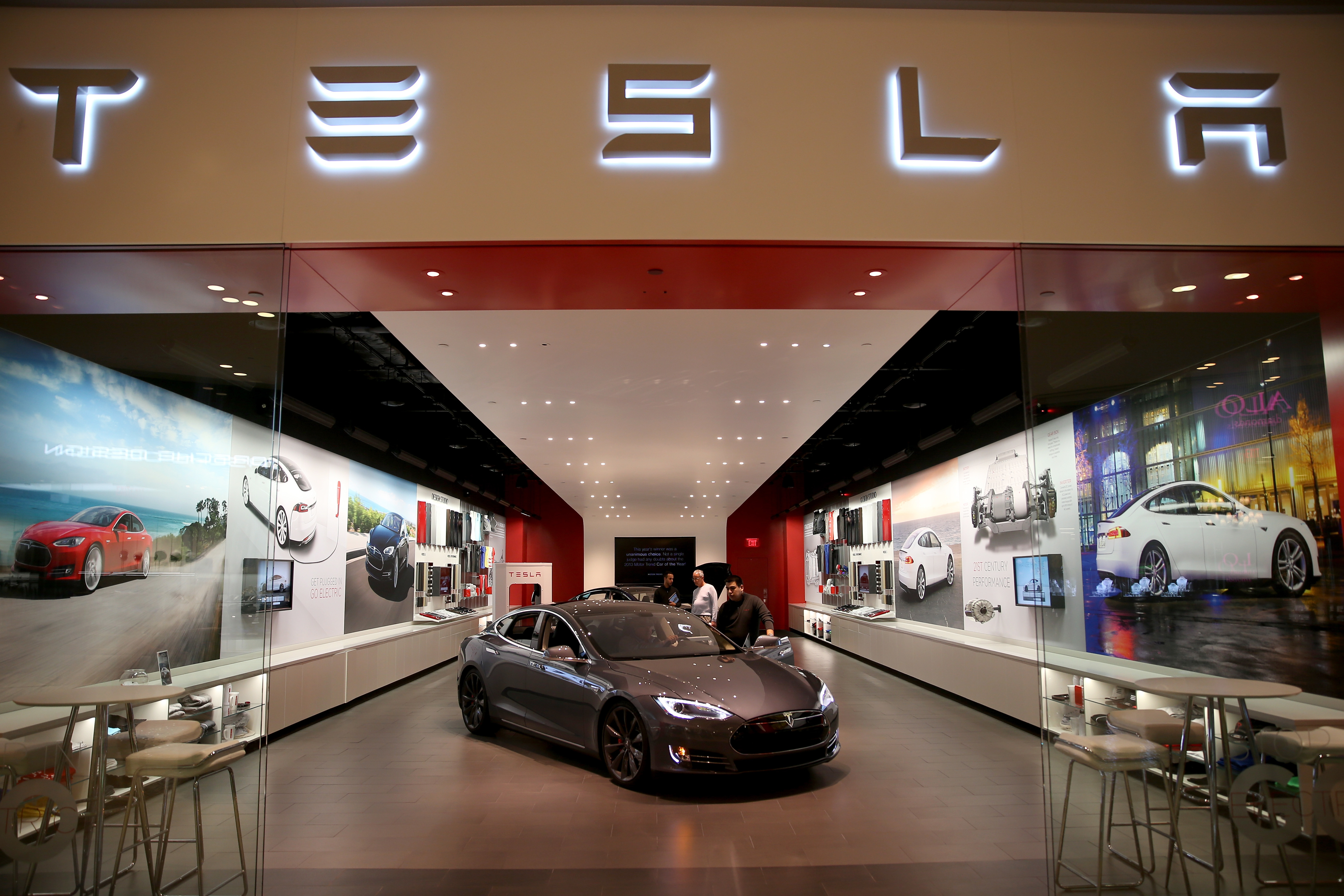 "Tesla showroom floors may need a little more room if the ""Master Plan, Part Deux"" is fulfilled."